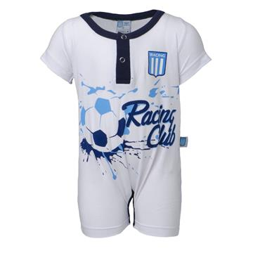 BODY BEBE ESTAMPADO DE PELOTA