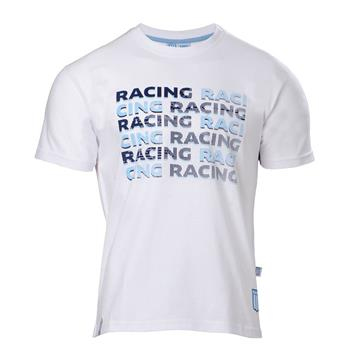 REMERA ESTAMPA RACING ADULTO