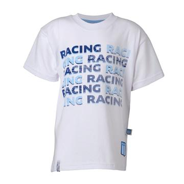 REMERA ESTAMPA RACING NIÑO