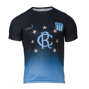 "REMERA SUBLIMADA ""RC"""
