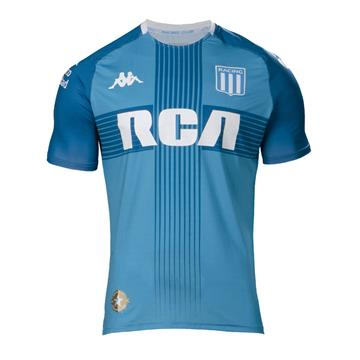 61a11fc40 CAMISETA SEGUNDA ALTERNATIVA KAPPA 2019 REGULAR