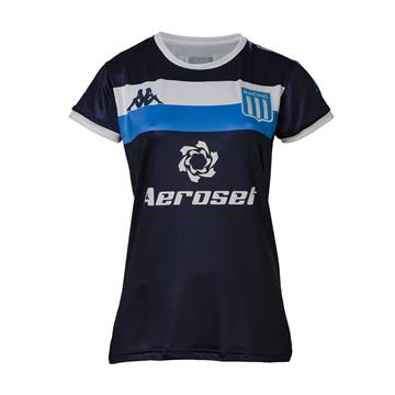 CAMISETA ALTERNATIVA FUTBOL FEMENINO KAPPA 2021
