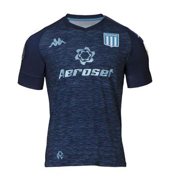 CAMISETA ALTERNATIVA COPA LIBERTADORES REGULAR KAPPA 2021