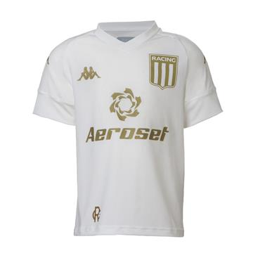 CAMISETA SEGUNDA ALTERNATIVA NIÑO KAPPA 2021