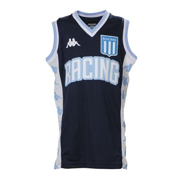 CAMISETA  ALTERNATIVA DE NIÑO BASQUET KAPPA 2020