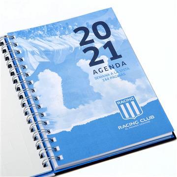 AGENDA SEMANAL 2021