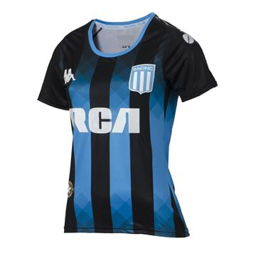 "CAMISETA ALTERNATIVA KAPPA 2019 DAMA ""CAMPEÓN"""