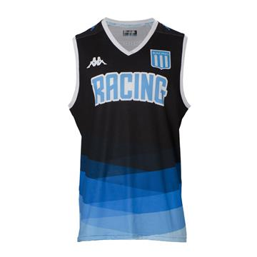 CAMISETA ALTERNATIVA BASQUET KAPPA 2021