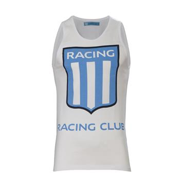 MUSCULOSA ESCUDO RACING CLUB